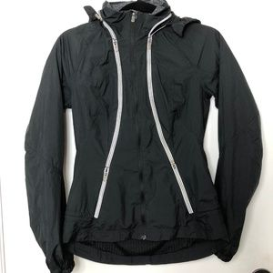 Lululemon Run: Record Breaker Jacket Black
